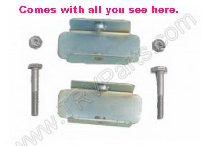 Sunchaser Awning Hardware Kit For 8300 SKU2187