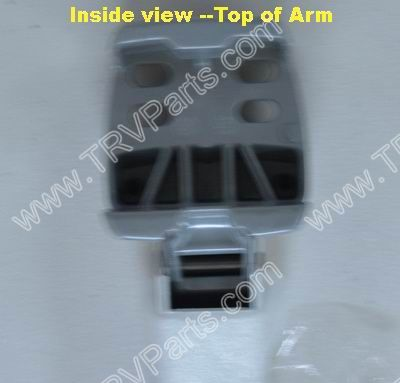 A Amp E Awning Rafter Assembly Inner Arm Polar White Sku1147