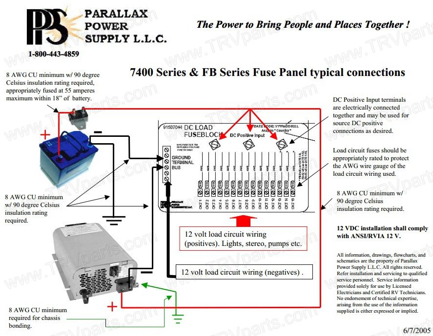 parallax 7345 wiring diagram wiring free printable wiring diagrams