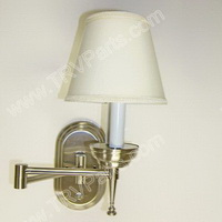 Quality Wall Sconces : Sconces and Lampshades : Triad RV Parts, 336-499-7662