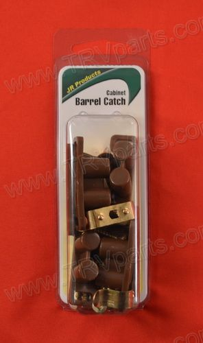 Barrel Catch with Metal Clip SKU736 - Click Image to Close
